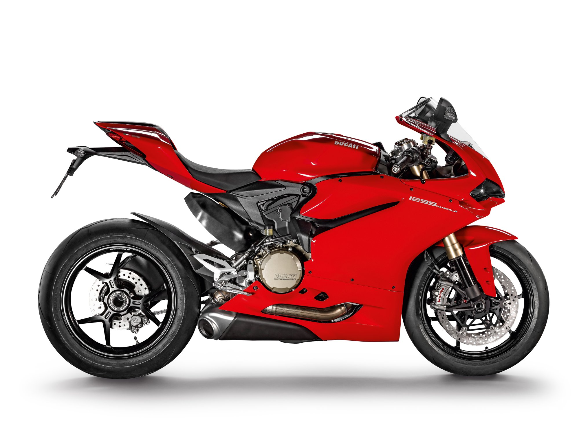Ducati 1299 Panigale ABS 2015 Rot