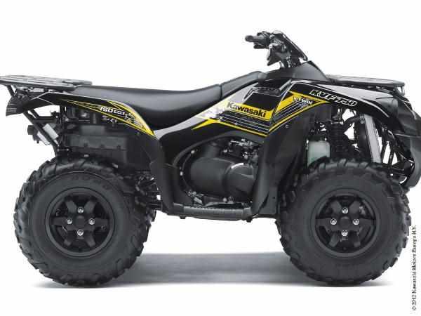 Kawasaki KVF 2