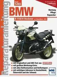 5265 Reparatur-Anleitung BMW R 1150 Rockster