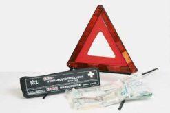 ATV Verbandstasche mit Warndreieck