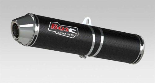 BOS Carbon-Steel Noisekiller