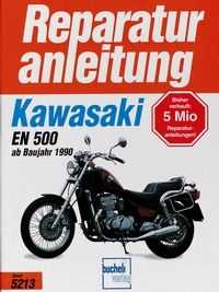 Bd. 5213 Reparatur-Anleitung  KAWASAKI EN 500