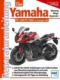 Bd. 5308 Rep.-Anl. YAMAHA Fazer 1 und FZ 1  06-