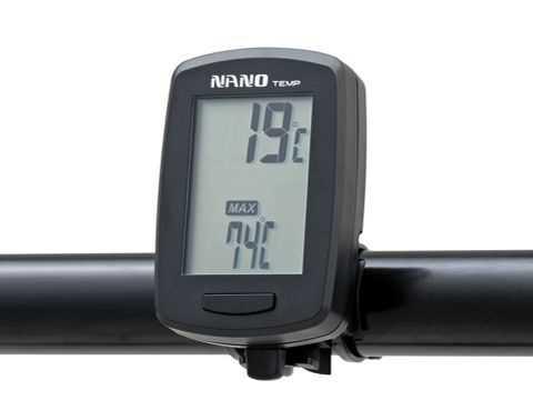 DAYTONA Digitale Temperaturanzeige NANO