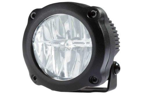 HAWK LED Nebelscheinwerfer-Set Schwarz. BMW R 1200 GS (08-12).