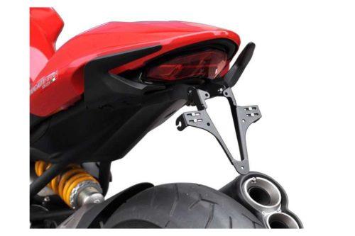 HIGHSIDER Kennzeichenhalter für Ducati Monster 821/1200