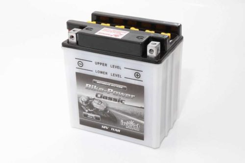 Intact Bike Power Batterie CB 10L-A2 mit Säurepack
