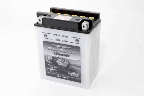 Intact Bike Power Batterie CB 14L-A2 mit Säurepack