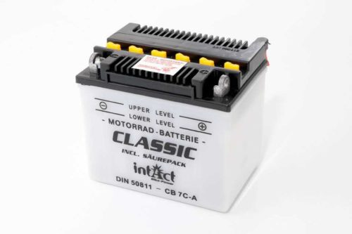 Intact Bike Power Batterie CB 7C-A mit Säurepack