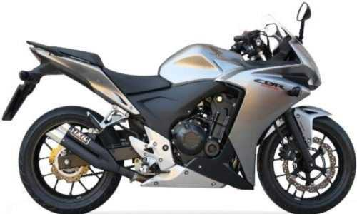 IXIL Hyperlow black XL-CBR 500 R