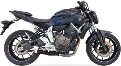 IXIL Hyperlow black XL für Yamaha MT-07
