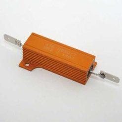 Leistungswiderstand für LED-Blinker