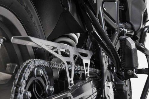 Kettenschutz Aluminium für BMW