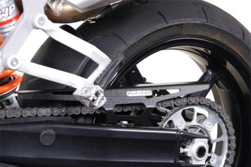 Kettenschutz Aluminium für KTM