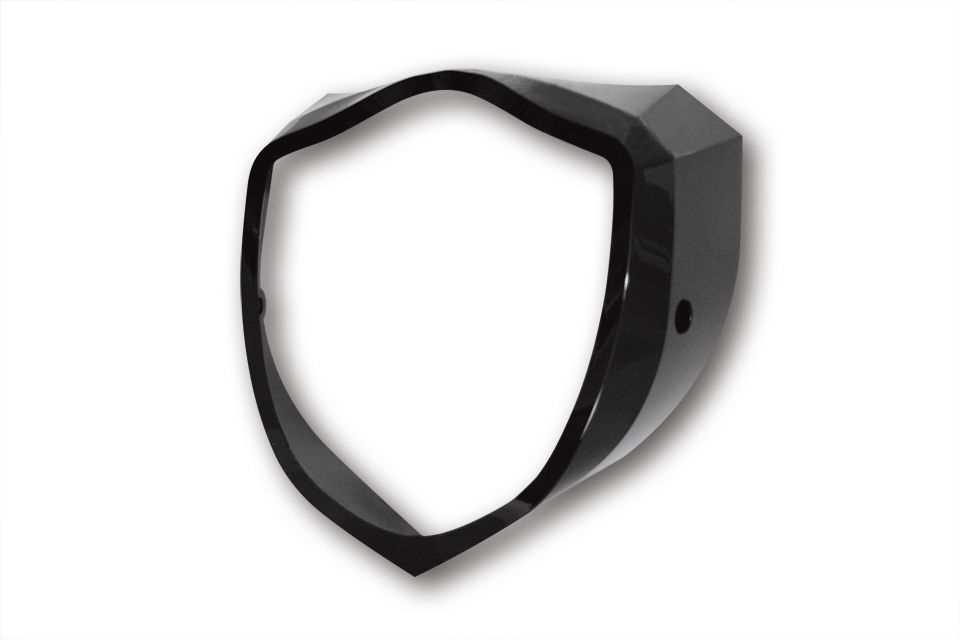 Lampenmaske zum Lackieren für GSF 1250 Modelle ab 2010.