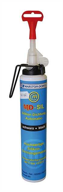 MARSTON Silkon Dichtmasse schwarz