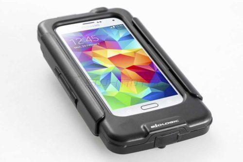 SW MOTECH Hardcase für Samsung Galaxy S5 Spritzwassergeschützt