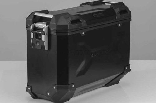 TRAX ADV Koffersystem Schwarz. 37/37 L. Yamaha MT-09 Tracer (14-).