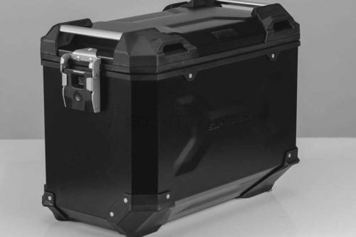TRAX ADV Koffersystem Schwarz. 45/45 L. Yamaha MT-09 Tracer (14-).