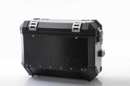 TraX® EVO Koffersystem Schwarz. 45/45 L. Multistrada 1200 (15-).