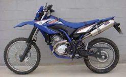 TAKKONI für Yamaha WR 125 R/X
