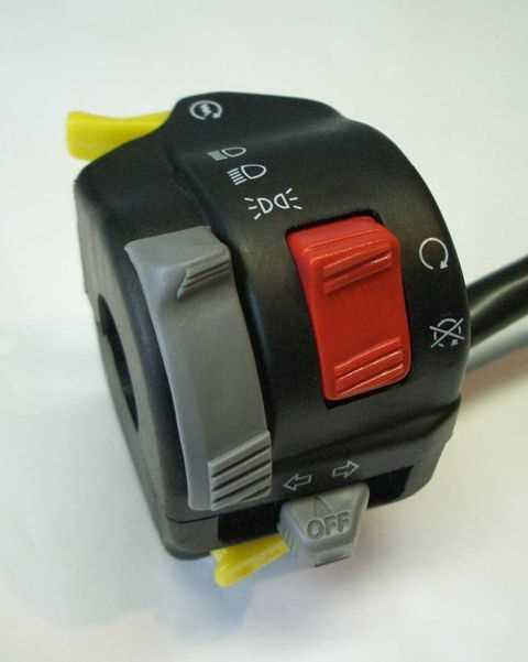 Uni-Lenkerschalter Yamaha ATV + MRD