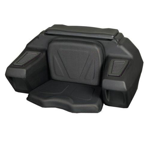 ATV REAR LOUNGER W / HELMET STORAGE