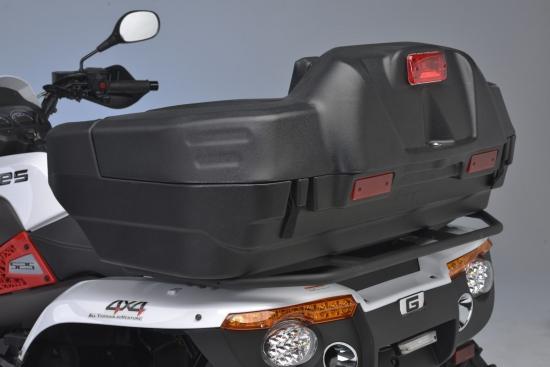 LQ Racing ATV UNIVERSAL BOX / Koffer FÜR HINTEN